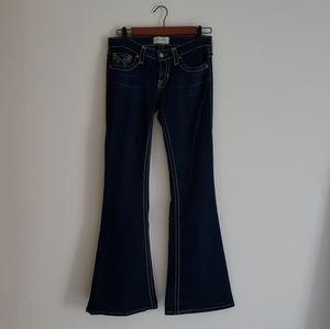 Big Stat Liv Flare Jeans